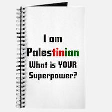 i am palestinian Journal