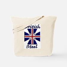 British Steel Tote Bag