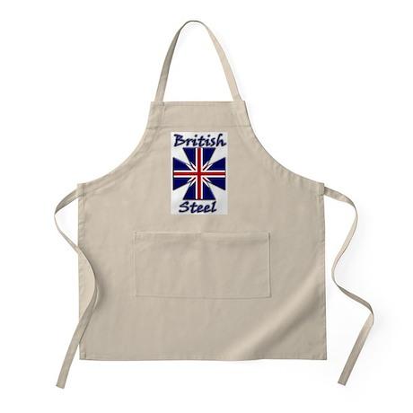 British Steel BBQ Apron