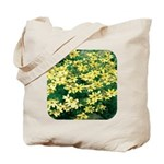 Coreopsis Moonbeam Tote Bag