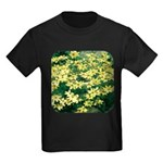 Coreopsis Moonbeam Kids Dark T-Shirt