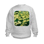 Coreopsis Moonbeam Kids Sweatshirt