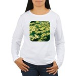Coreopsis Moonbeam Women's Long Sleeve T-Shirt