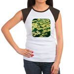 Coreopsis Moonbeam Women's Cap Sleeve T-Shirt