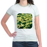 Coreopsis Moonbeam Jr. Ringer T-Shirt