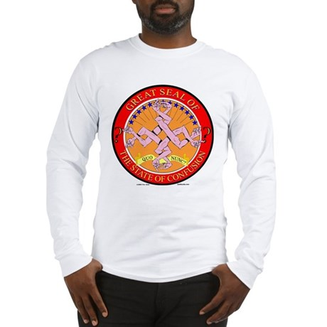 State of Confusion Long Sleeve T-Shirt