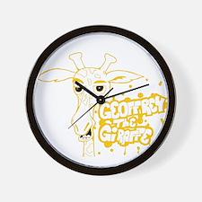 Geoffrey G Wall Clock