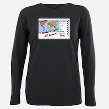 continentsFINAL1.jpg T-Shirt