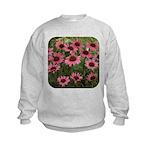 Echinacea Magnus Kids Sweatshirt