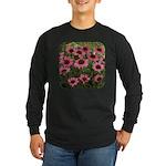 Echinacea Magnus Long Sleeve Dark T-Shirt