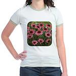 Echinacea Magnus Jr. Ringer T-Shirt