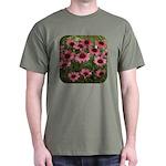 Echinacea Magnus Dark T-Shirt