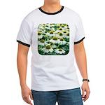 Echinacea White Coneflower Ringer T