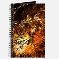 Fox Tails Abstract Journal