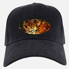 Fox Tails Abstract Baseball Hat
