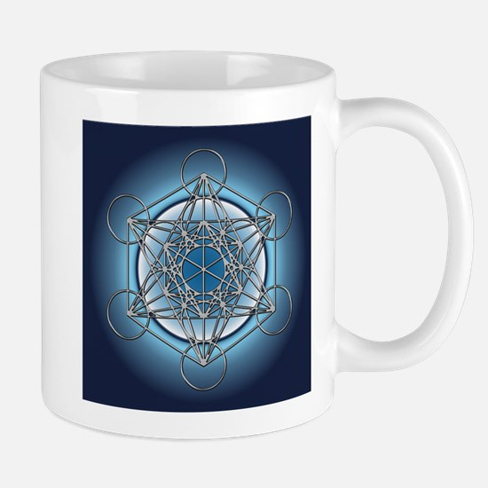 Metatrons Cube Mugs