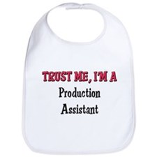 Trust Me I'm a Production Assistant Bib