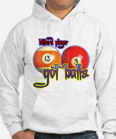 Unique Got balls tennis Hoodie