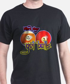 Unique Got balls tennis T-Shirt