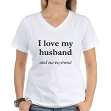 Husband/our boyfriend Shirt