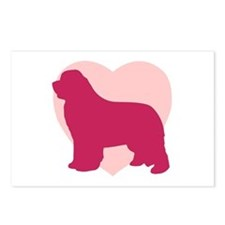 Newfoundland Valentine's Day Postcards (Package of