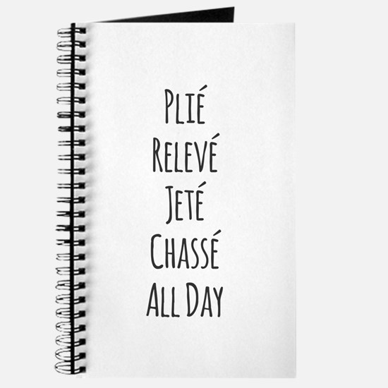 Ballet All Day Journal