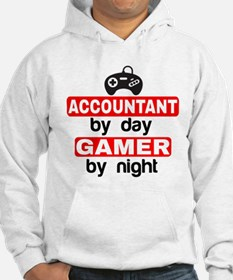 ACCOUNTANT BY DAY GAMER BY NIGHT Sweatshirt