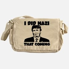 I Did Nazi That Coming Messenger Bag
