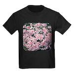 Phlox Candy Stripe Kids Dark T-Shirt