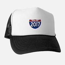 Road Trip 2017 Trucker Hat