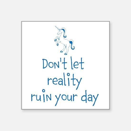 Reality Rush Sticker