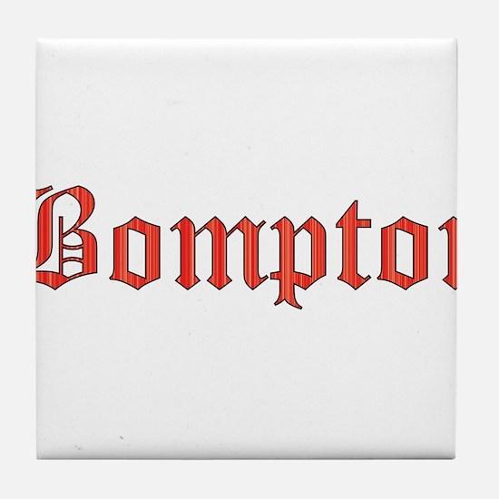 Bompton Tile Coaster