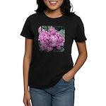 Phlox Lilac Women's Dark T-Shirt