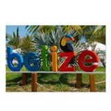 Belize Postcards