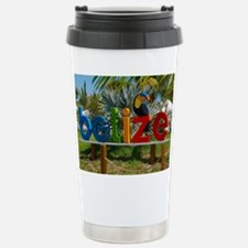 Belize Stainless Steel Travel Mug