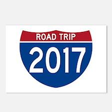 Road Trip 2017 Postcards (Package of 8)