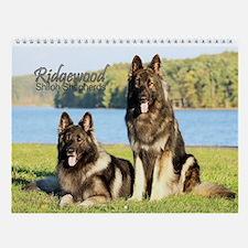 2017 Ridgewood Wall Calendar