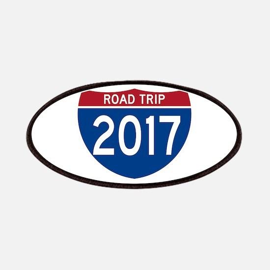 Road Trip 2017 Patch