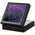 Lavandula - Lavender Keepsake Box