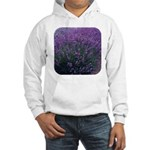Lavandula - Lavender Hooded Sweatshirt
