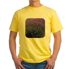 Lavandula - Lavender Yellow T-Shirt