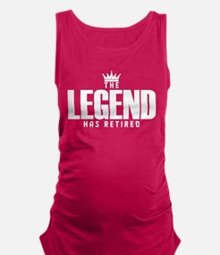 The Legend Has Retired Tank Top