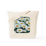 Shasta Daisies Tote Bag