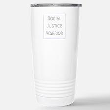 Social Justice Warrior Stainless Steel Travel Mug