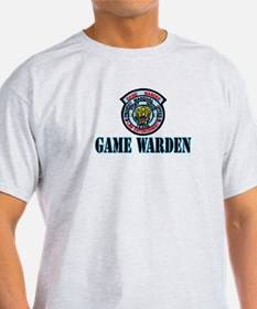 Fort Hood Game Warden T-Shirt