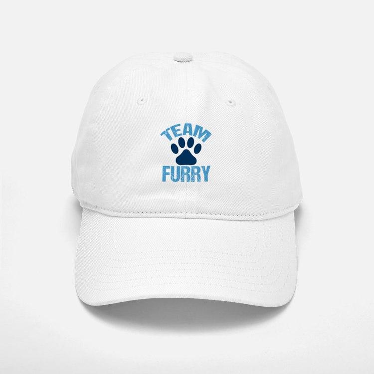 Team Furry Baseball Baseball Cap