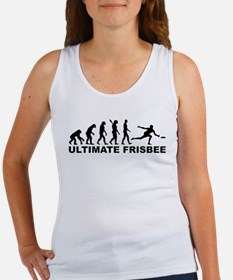 Evolution Ultimate Frisbee Tank Top