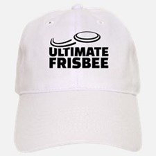 Ultimate Frisbee Baseball Baseball Cap