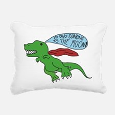Cute Funny puns Rectangular Canvas Pillow