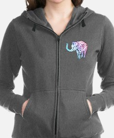 Painted Elephant Sweatshirt